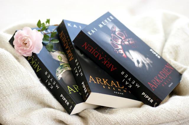 Gewinnt die fantastische Arkadien-Trilogie von Kai Meyer!
