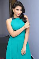 Priya Singh in a sleeveless Green Gown at Manasainodu music launch 011.08.2017 ~ Exclusive Celebrity Galleries 005.JPG