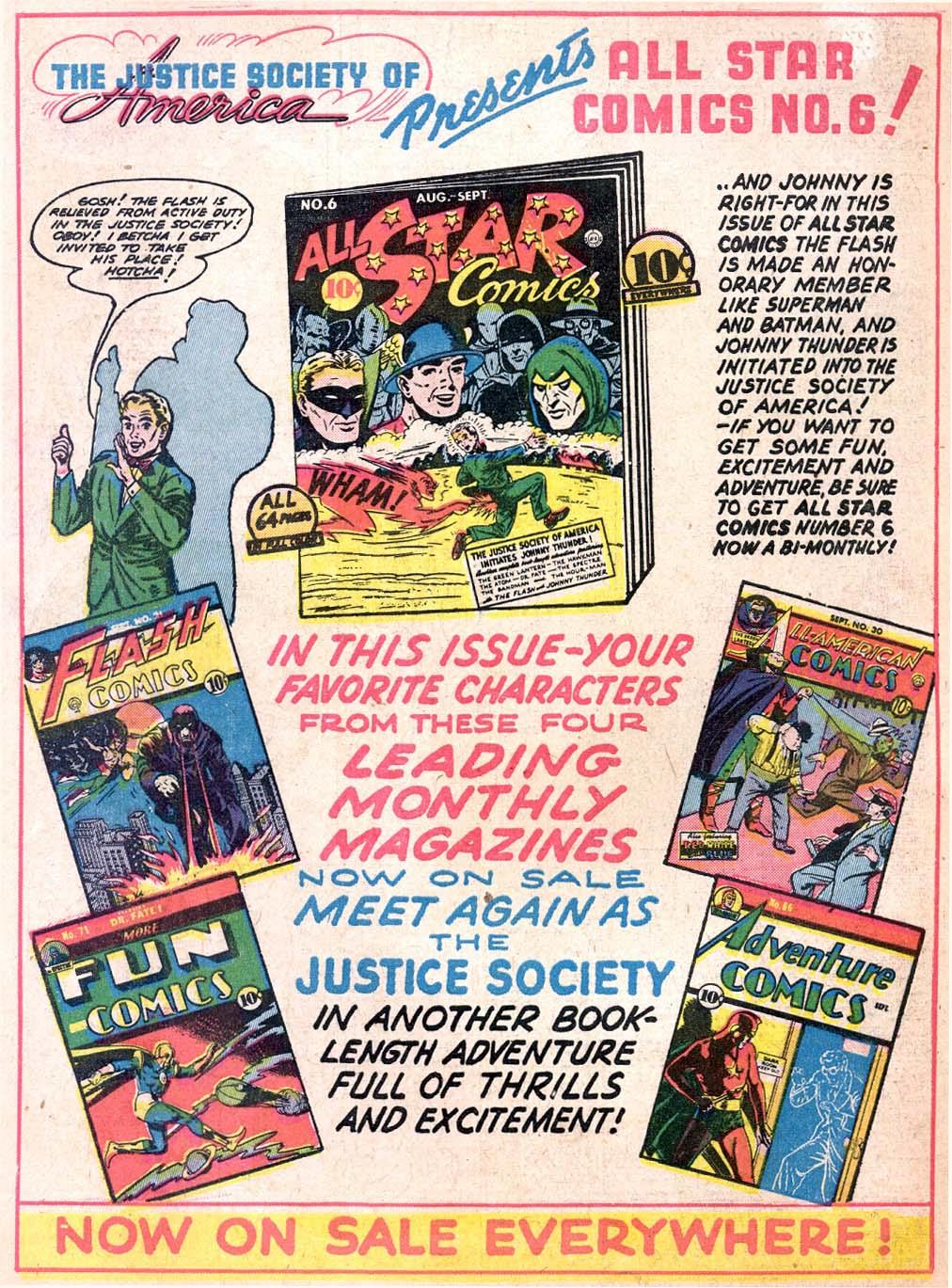 Read online All-American Comics (1939) comic -  Issue #30 - 65