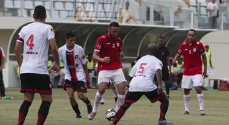 Sergipe e Moto Club dá adeus a Copa do Nordeste