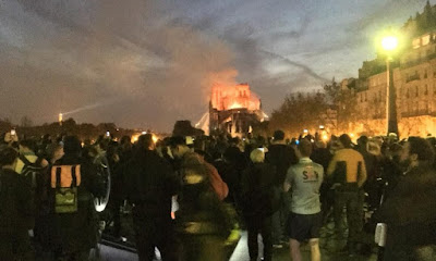 Incendio di Notre-Dame