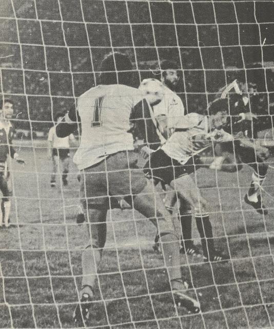 Chile y Uruguay en Copa América 1983, 11 de septiembre