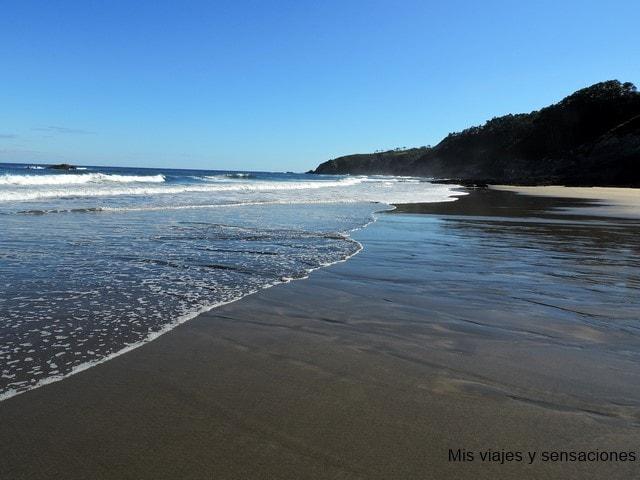 Playa de Otur, Asturias
