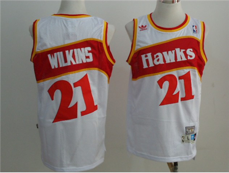 the best attitude ad196 af322 release date old school atlanta hawks jersey 44fe5 804a8