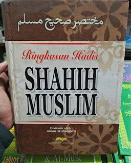 Buku Ringkasan Hadits Shohih Muslim Toko Buku Aswaja Surabaya