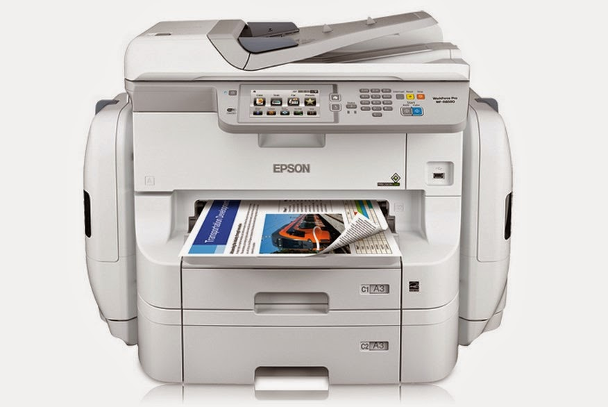 s enables greatly for offices which to bask the existent increased of productivity from whatever l Epson WorkForce Pro WF-R8590 Drivers Download