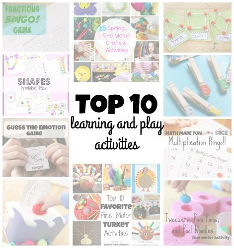 homeschool learning activities