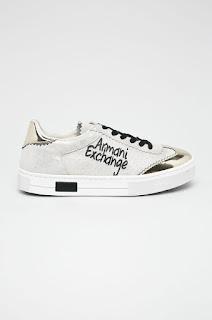 Adidasi dama originali firma EA7 Emporio Armani