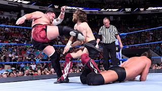 WWE Smackdown 29.05.2018