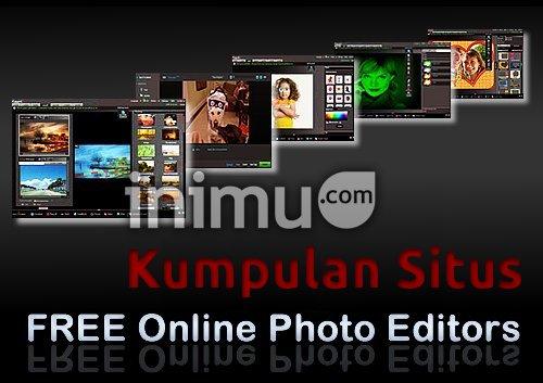 Edit Foto Online (Kumpulan Situs Edit Foto Terbaik) Gratis