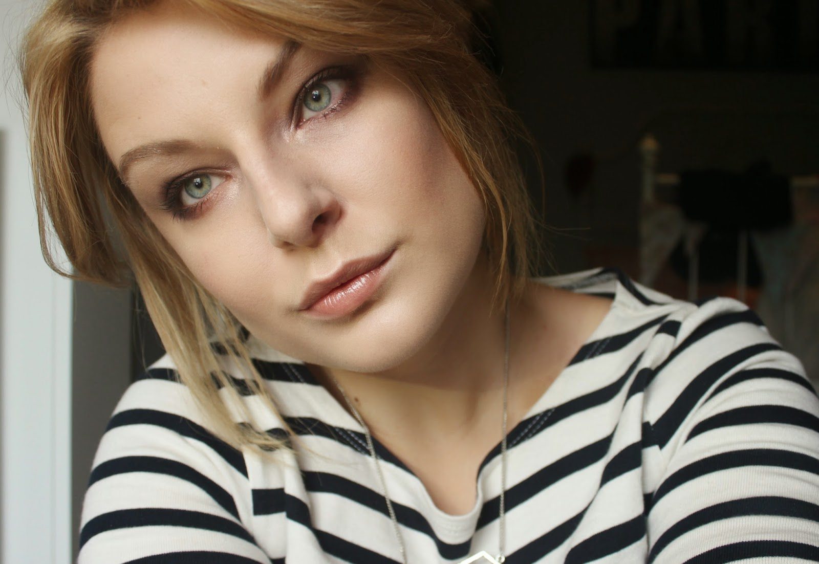 ASHLEY OLSEN INSPIRED MAKEUP FEATURING BENEFIT THEY'RE REAL MASCARA