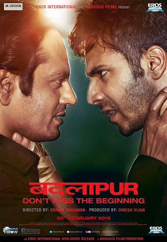 Badlapur (2015) Movie Poster No. 3