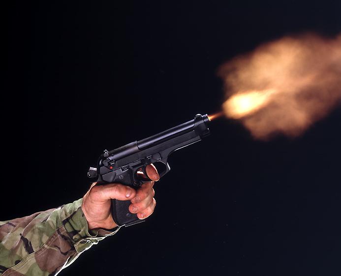 Hieren de bala una niña de 12 años en un tiroteo en los Barrancones de Javi de Barahona