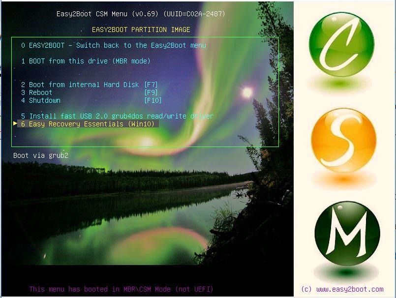easyre windows 7 iso