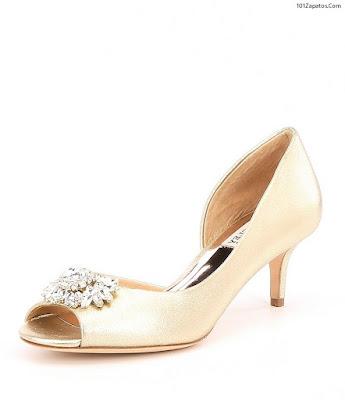 Zapatos de Novia Bajos
