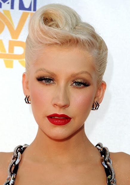retro hairstyles 2012
