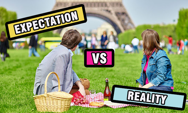 Expectation Vs Reality: When We Travel Across The World
