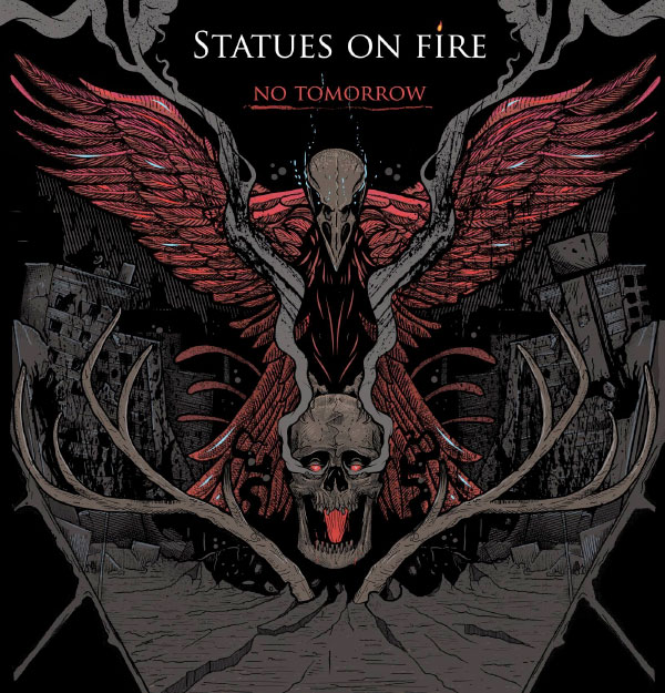 "Statues On Fire stream new song ""All Smiles Were Fading Away"""