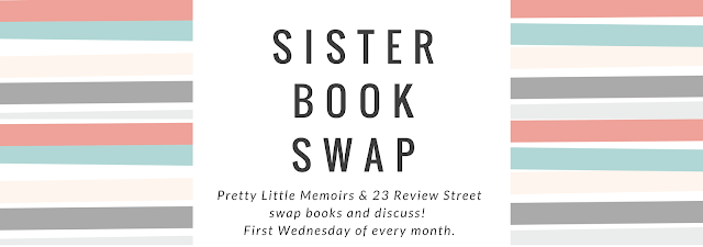 New Feature: Sister Book Swap (coming soon!)