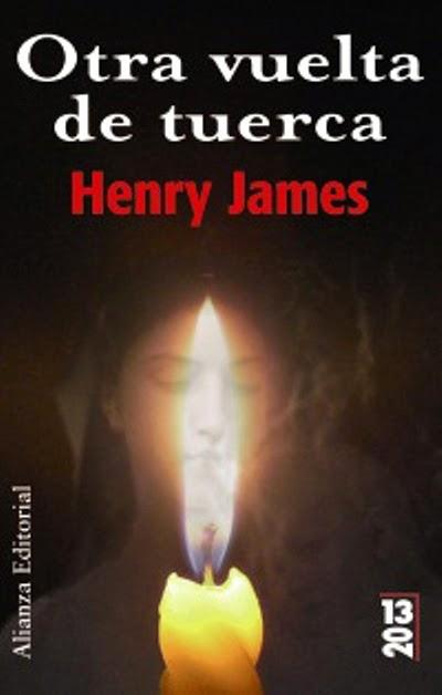 Otra vuelta de tuerca, de Henry James.