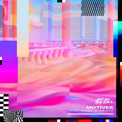 PLS&TY Unveils New Track 'Motives' ft. GANZ & Nevve