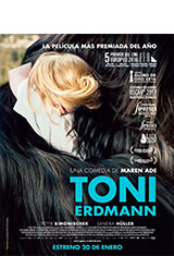 Toni Erdmann (2016) BRRip 720p Latino AC3 2.0 / Español Castellano AC3 5.1 / Aleman AC3 5.1 BDRip m720p