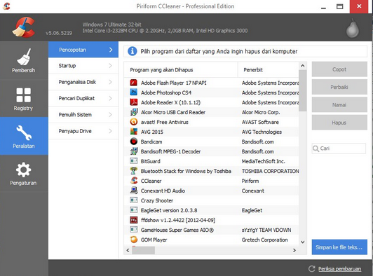 CCleaner 5.13.5460 All Edition With Keygen - Blog Downloaded