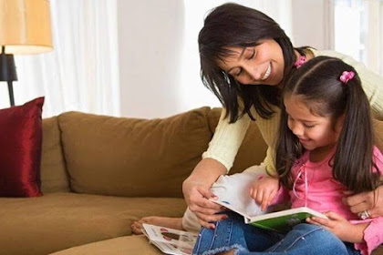 Tips Mengajari Anak Membaca Di Rumah Sejak Usia Dini