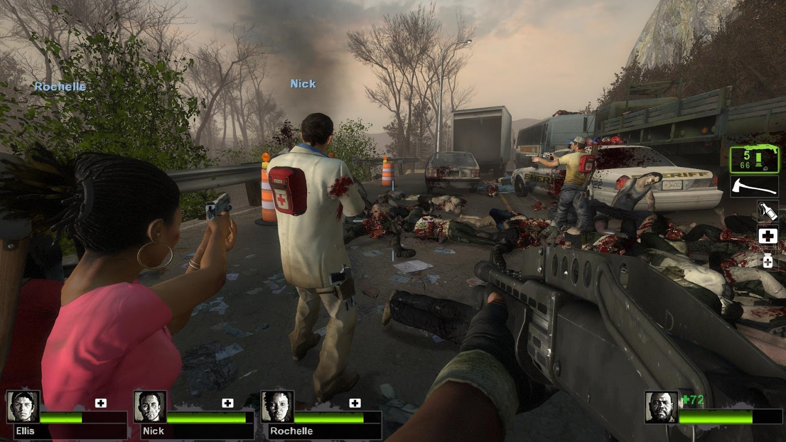 online games left for dead