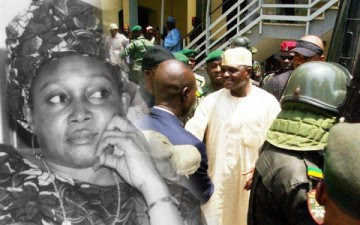 al mustapha discharged