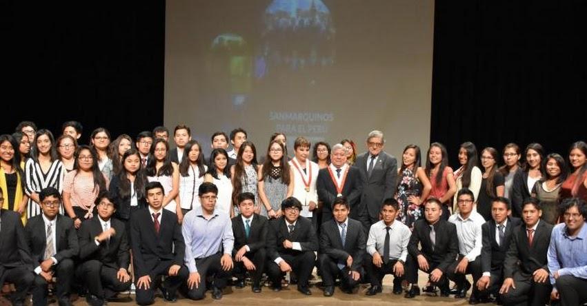 UNMSM: Este domingo parte a Harvard tercera delegación de estudiantes de la Universidad San Marcos