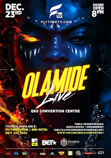 #OLIC5: Watch Olamide Live In Concert (OLIC) Live Streaming