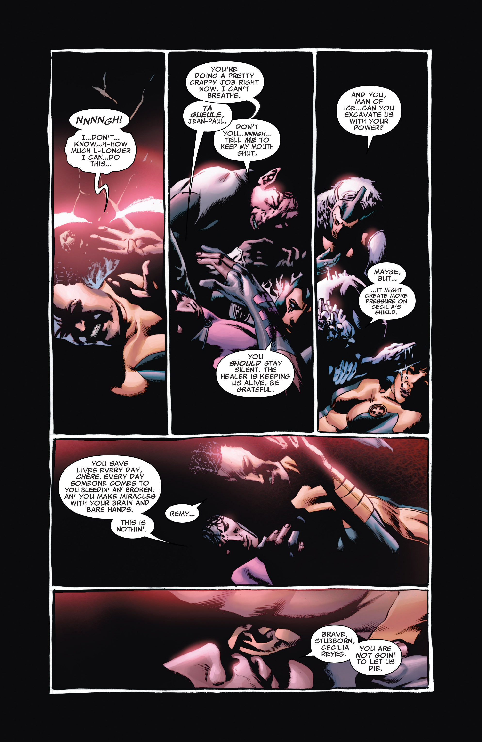 Read online Astonishing X-Men (2004) comic -  Issue #54 - 6