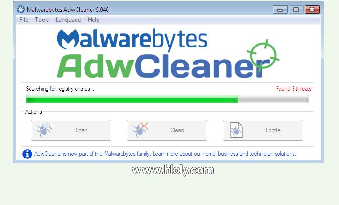 برنامج فعال لإزالة الفيروسات من الكمبيوتر