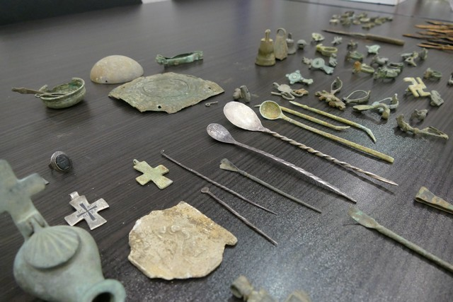 40 people arrested in Bulgaria, Turkey and France for antiquities trafficking