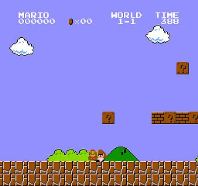 Super Mario Bross - RVE