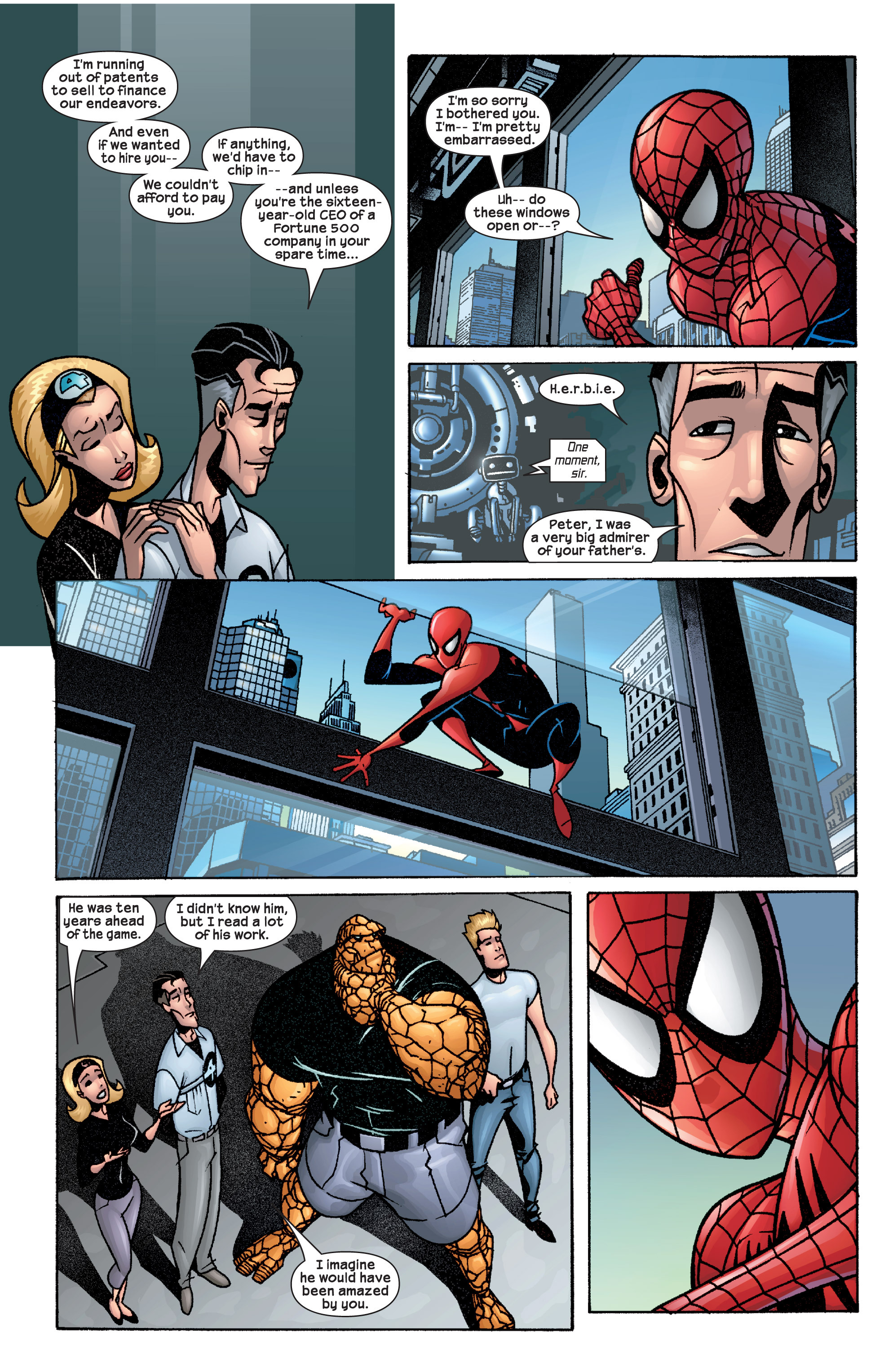 Read online Ultimate Spider-Man (2009) comic -  Issue #150 - 75