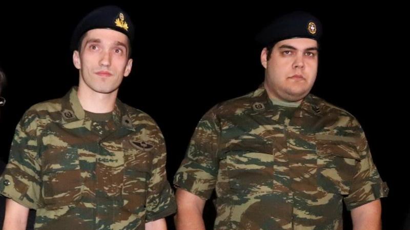 Στο αρχείο η υπόθεση των δύο στρατιωτικών που συνελήφθησαν από τους Τούρκους στον Έβρο