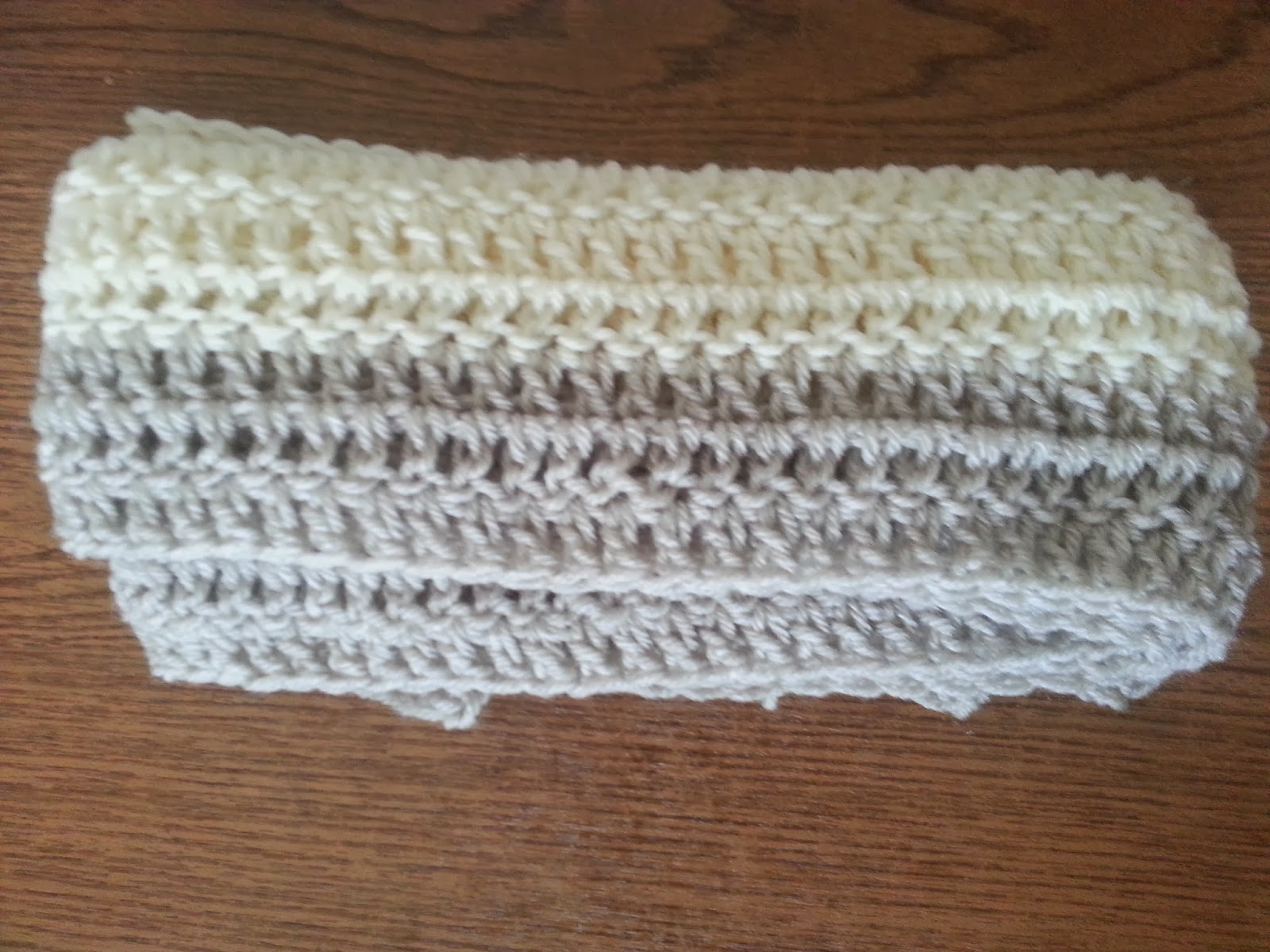 From SSL Mom - How to Crochet Step 5: Double Crochet ...