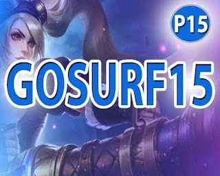 Globe GoSURF15 – P15 for 2 days Internet Promo with free App Access