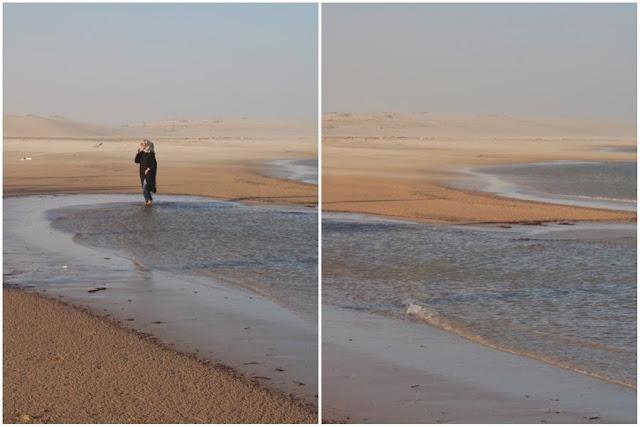 El magnífico Khor Al-Adaid o el Mar Interior de Qatar 2