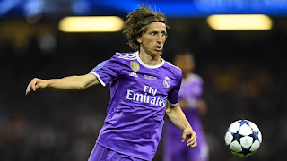 Luka Modric: un seguro de vida en la Champions