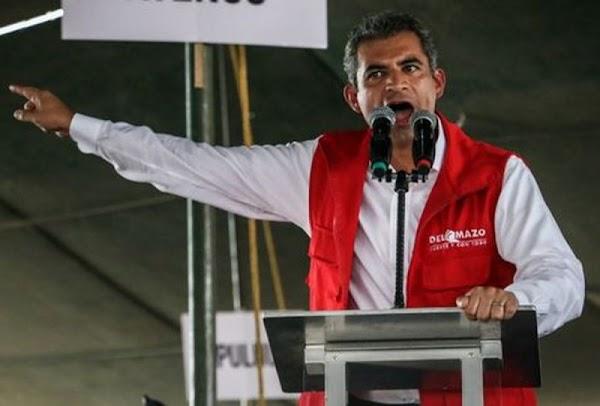 """El PRI """"ya no le debe nada al pueblo mexicano"""" ya reparo sus faltas:  Enrique Ochoa Reza"""