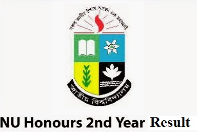 National University NU Honours 2nd Year Result 2017