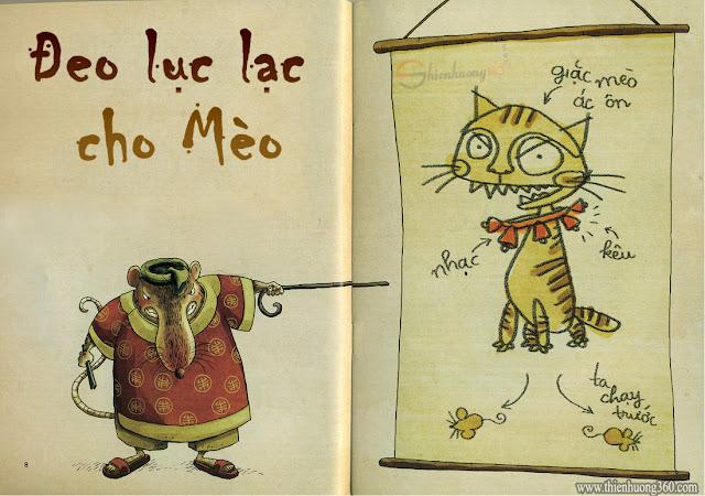 Đeo lục lạc cho mèo | Who will bell the cat?