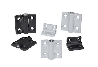 Adjustable Friction Hinges