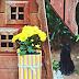 DIY: Kvetináč zo slamiek na pitie