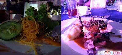 Gala dinner Asus Zenvolution 2016