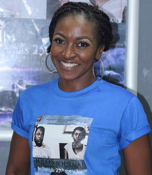 kate henshaw zafaa awards