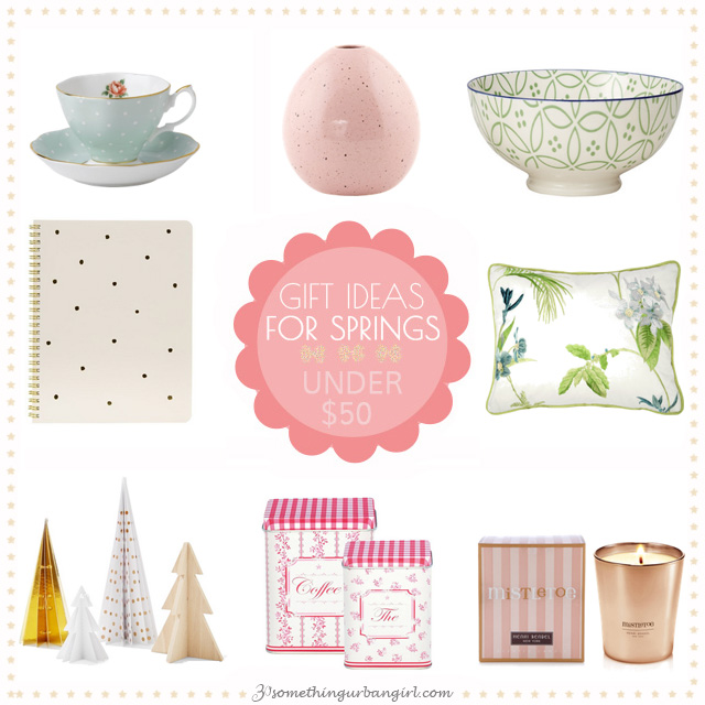 Fashionable And Home Decor Gift Ideas For Spring Women 30
